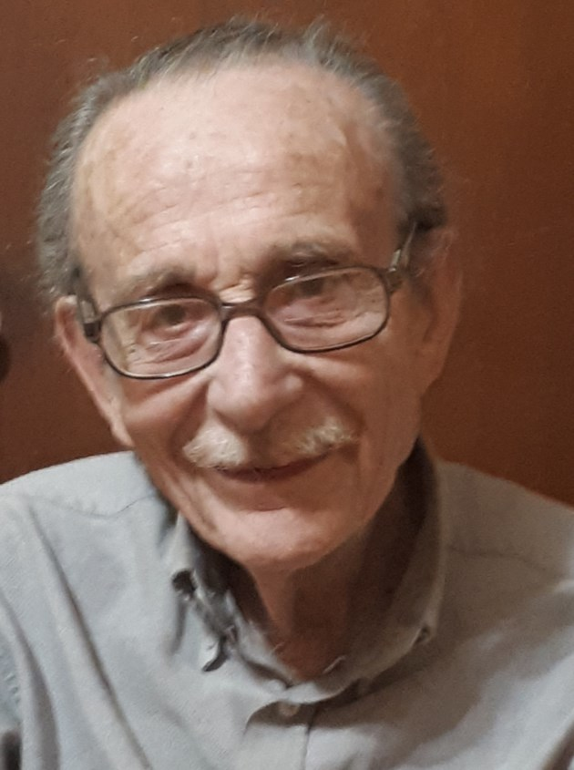 Oscar Bookbinder photo