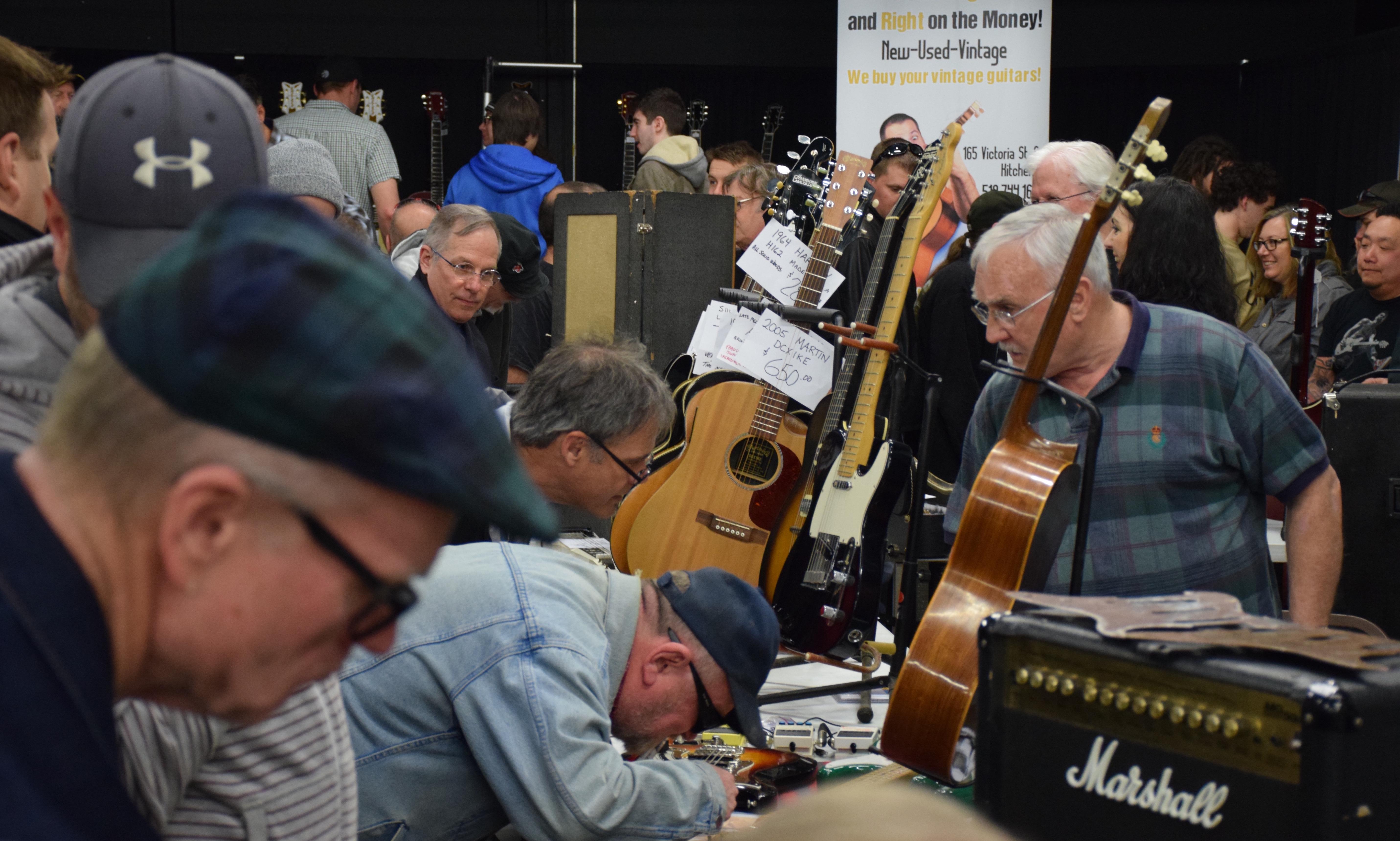 Elmira was Guitar Town on Sunday - GuelphToday com