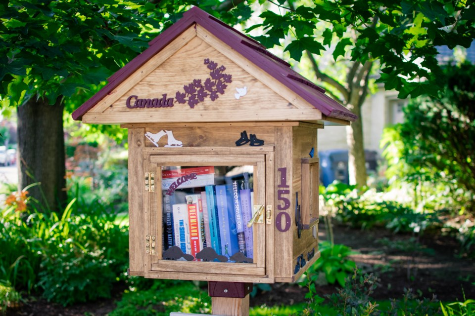 Little Libraries Of Ontario Formerly Little Libraries