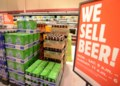 Beer arrives in first Guelph grocery store