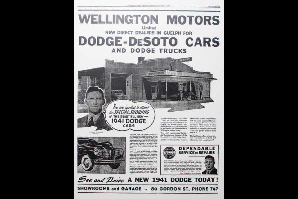 New Owners For Wellington Motors