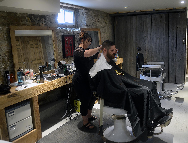 Mr c barber shop guelph