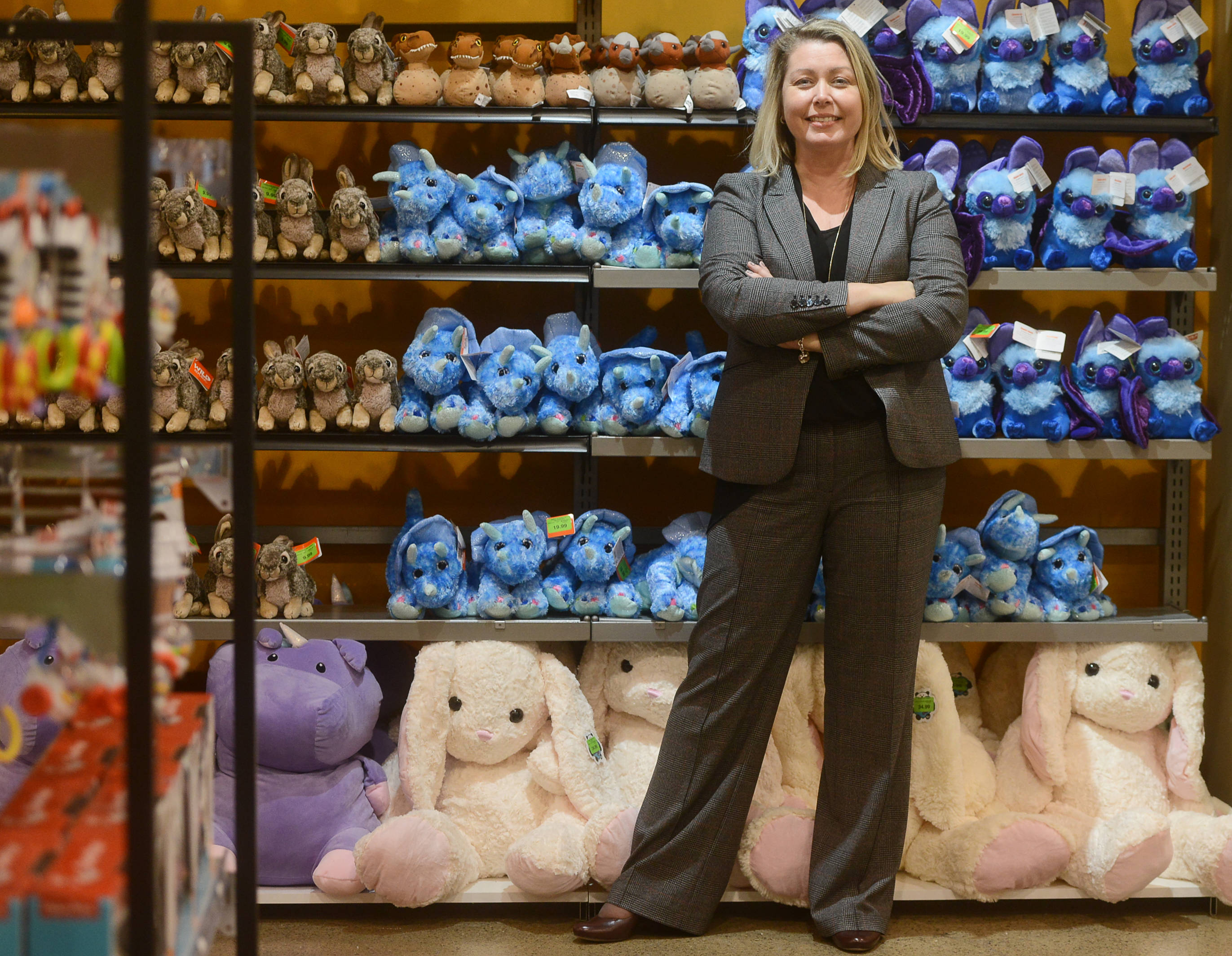 "Guelph resident steps down as president of Toys ""R"" Us Canada"