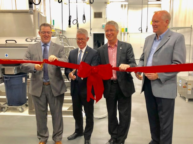 2019-09-14 Mirexus ribbon cutting