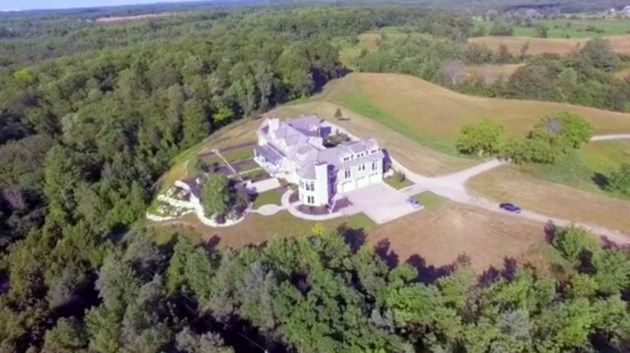 Justin Bieber Just Bought a $5 Million Mansion Near Guelph