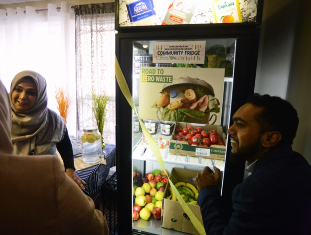 New Community Fridge battles food insecurity one fresh food item at a time (4 photos)