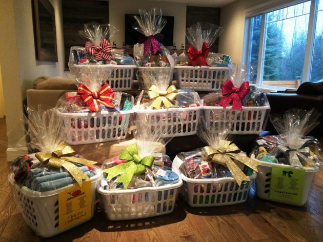 Guelph-Wellington Basketeers is helping women transition from shelters to their new homes one basket of donated items at a time.
