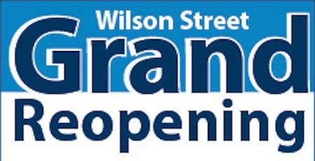 WilsonStReopen