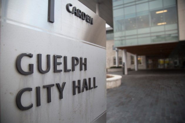 20160201 Guelph City Hall Sign KA