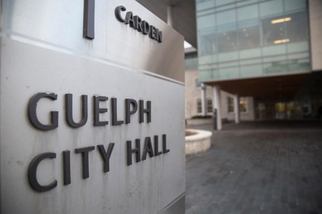 20160201 Guelph City Hall Sign KA