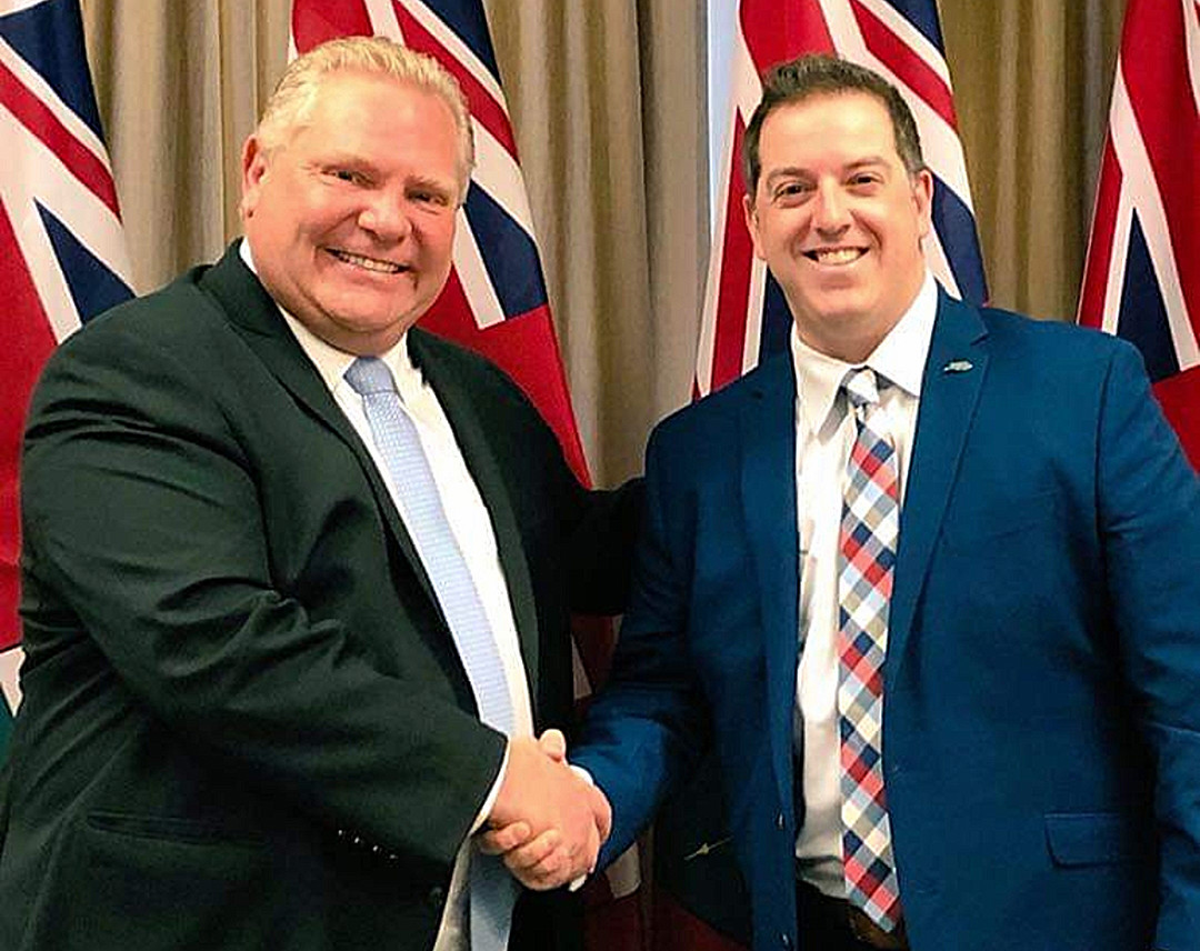Mayor cautious about what Ford's speech means for Guelph