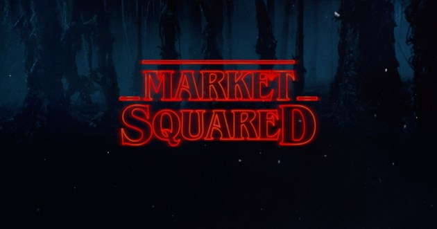 market-squared Stranger Things