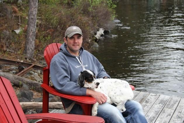 TeleHealth Pets founder Garth Graham Belle