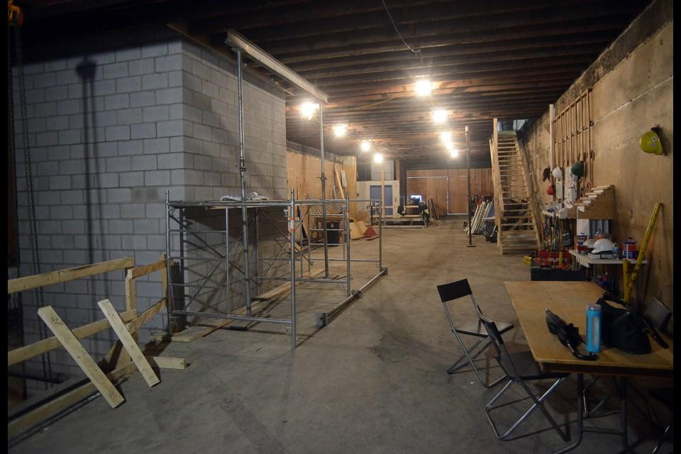 The ground floor of the new 10C. Tony Saxon/GuelphToday