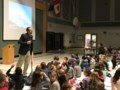 Local students learn from man who made climbing Mt. Everest a family affair