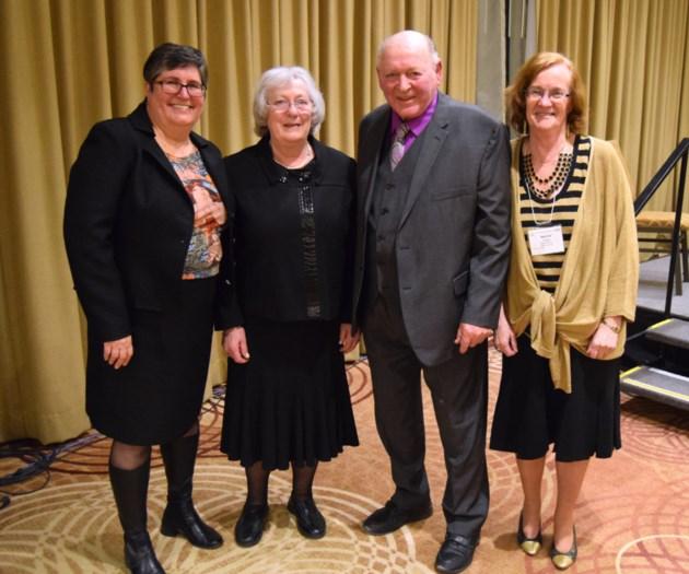 Trustees Schieck Moziar OPSBA award