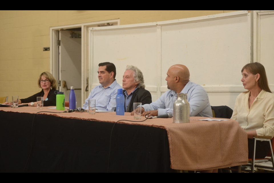 Ward 2 Candidates Address Slategate During Town Hall Meeting