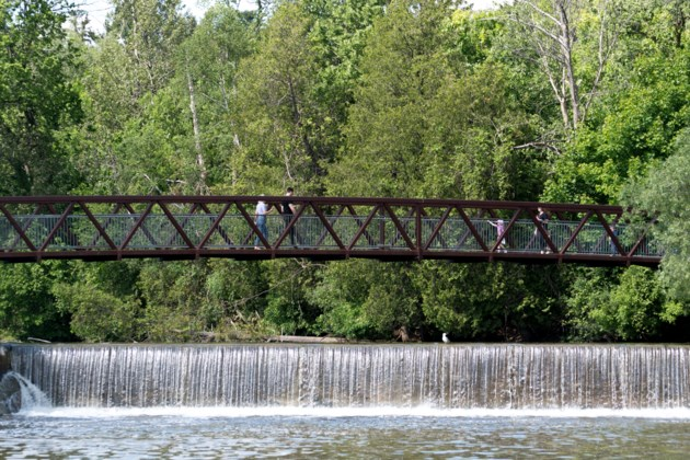 Riverside Park: Guelph's gem for 114 years (14 photos)