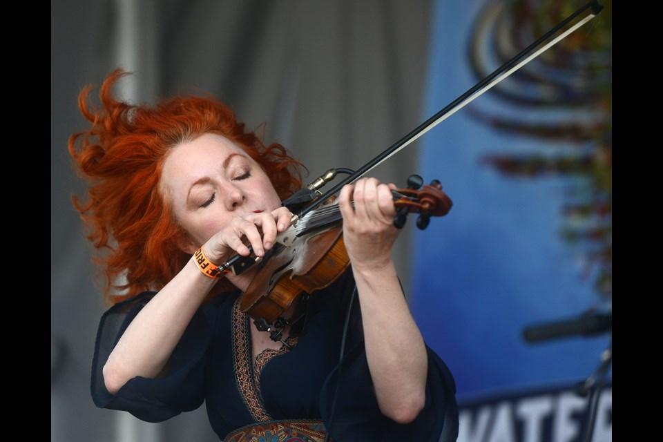 Miranda Mulholland of Harrow Fair. Tony Saxon/GuelphToday