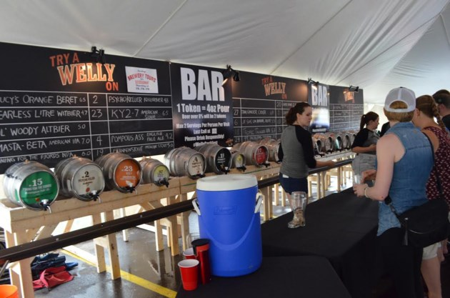 Celebrate craft beer and 34 years of Wellington Brewery at annual Welly Cask Fest - GuelphToday.com