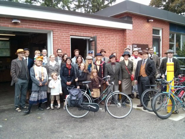 Tweed Ride Submitted