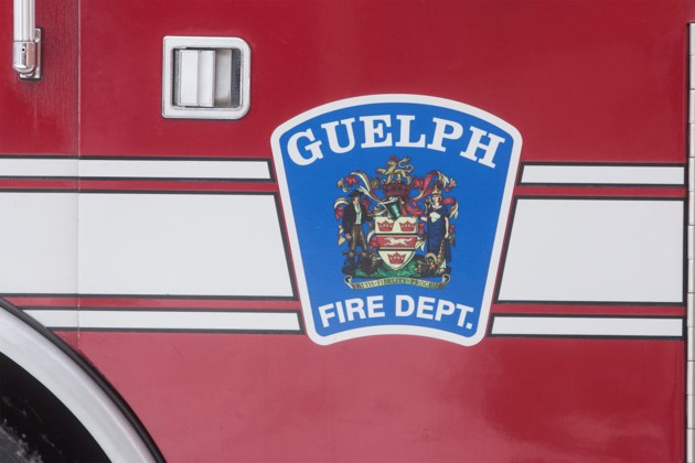 20160201 Guelph Fire Department Fire Truck Logo KA