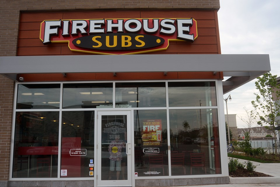 Firehouse Subs at 202 Clare Rd. E. Tony Saxon/GuelphToday