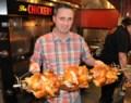 <b>Urban Cowboy:</b> Chicken legs its way onto more consumer plates