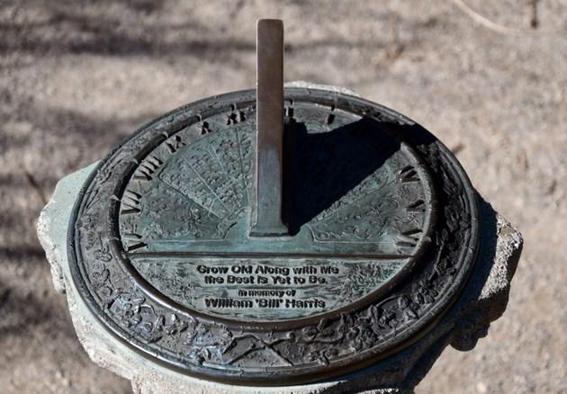 USED 20170428 arboretum sundial
