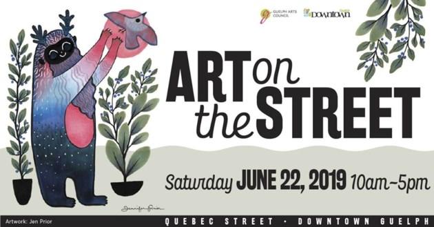art on the street winners