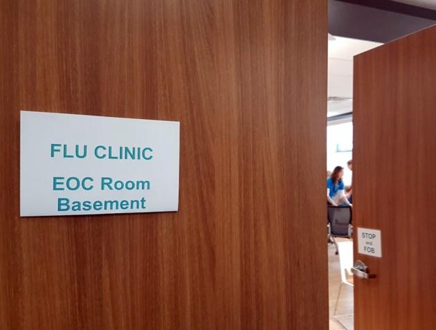20180210 flu clinic 1
