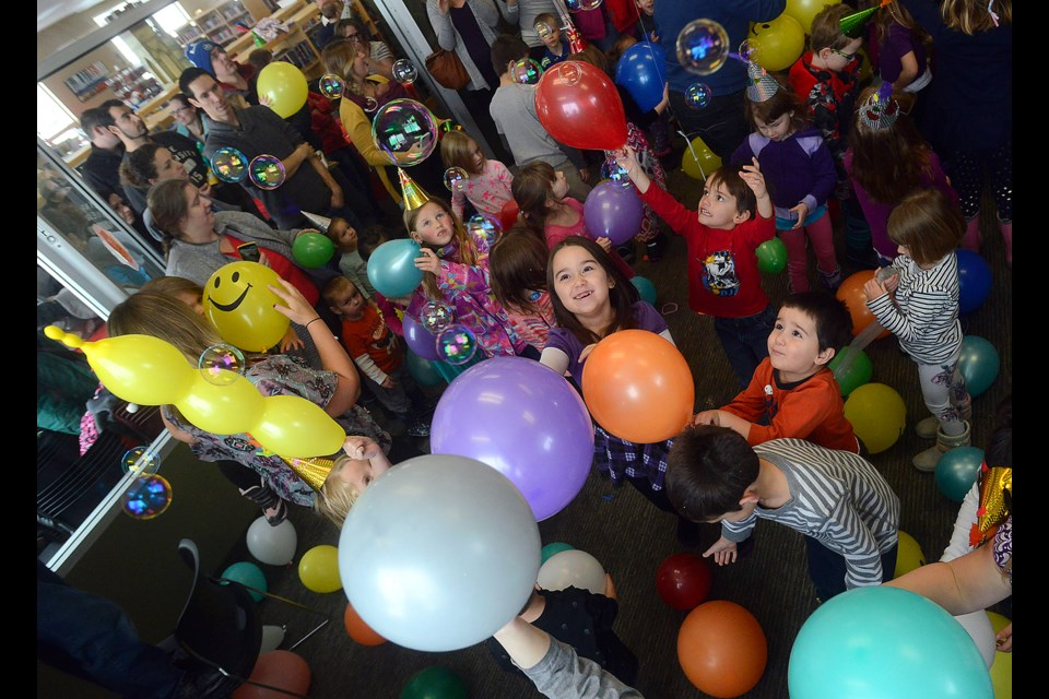 The Children's Museum helps kids ring in the New Year Saturday