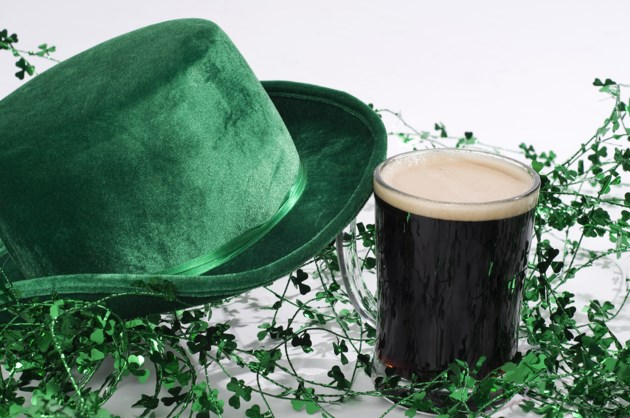 St Patrick's Day Beer Pint-1