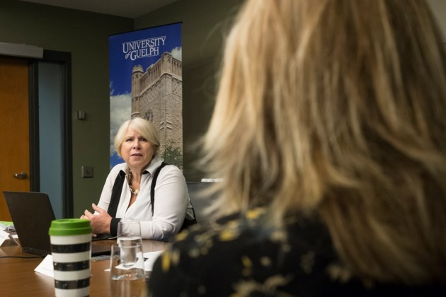 20170912 Deb Matthews University of Guelph OSAP KA