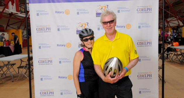 RED CARPET: See who made it to the finish line of Tour de Guelph