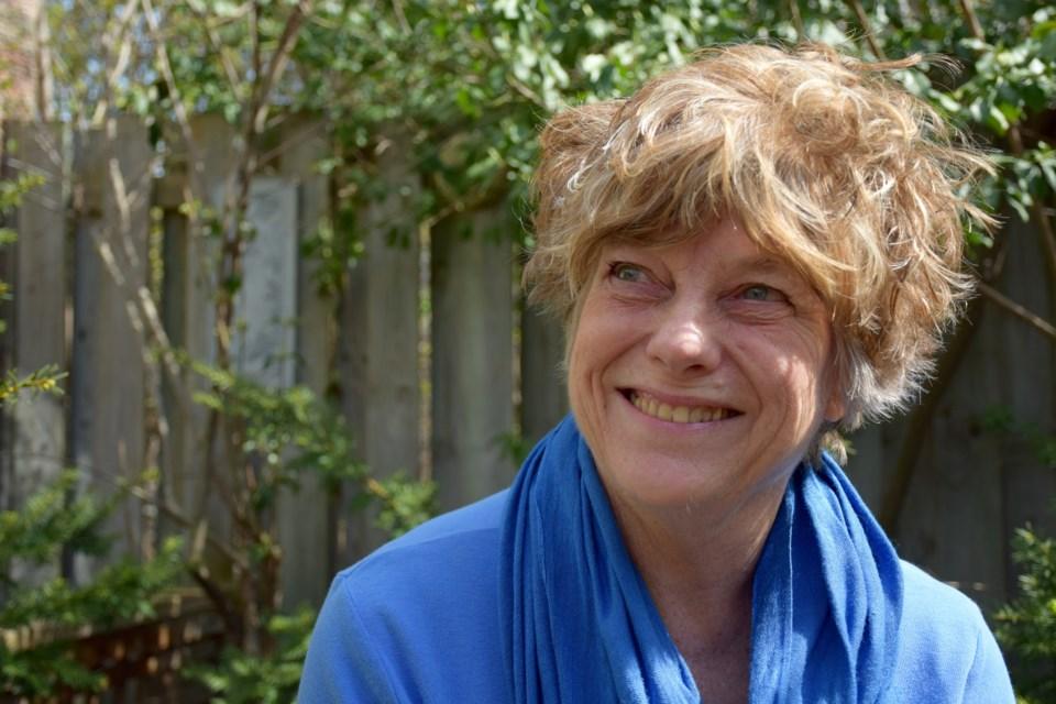 Barbara Booth of Sacred Wisdom Centre.