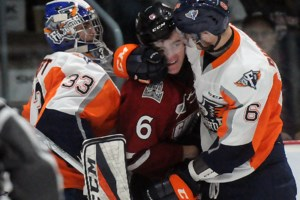 Guelph Storm turns in a stinker in front of big Family Day crowd