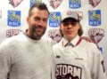 Guelph Storm drafts some solid hockey bloodlines