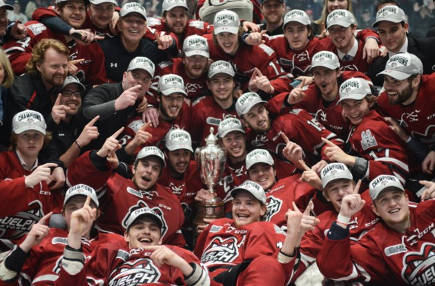 Guelph Storm home opener announced