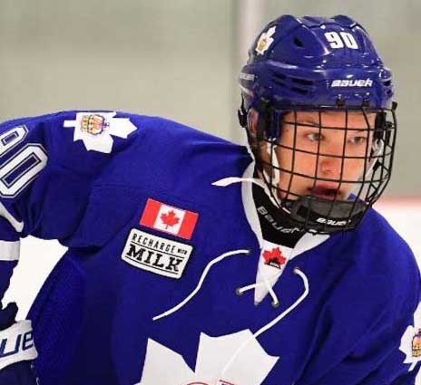 Guelph Storm takes sniper Zhilkin in the first round of OHL draft