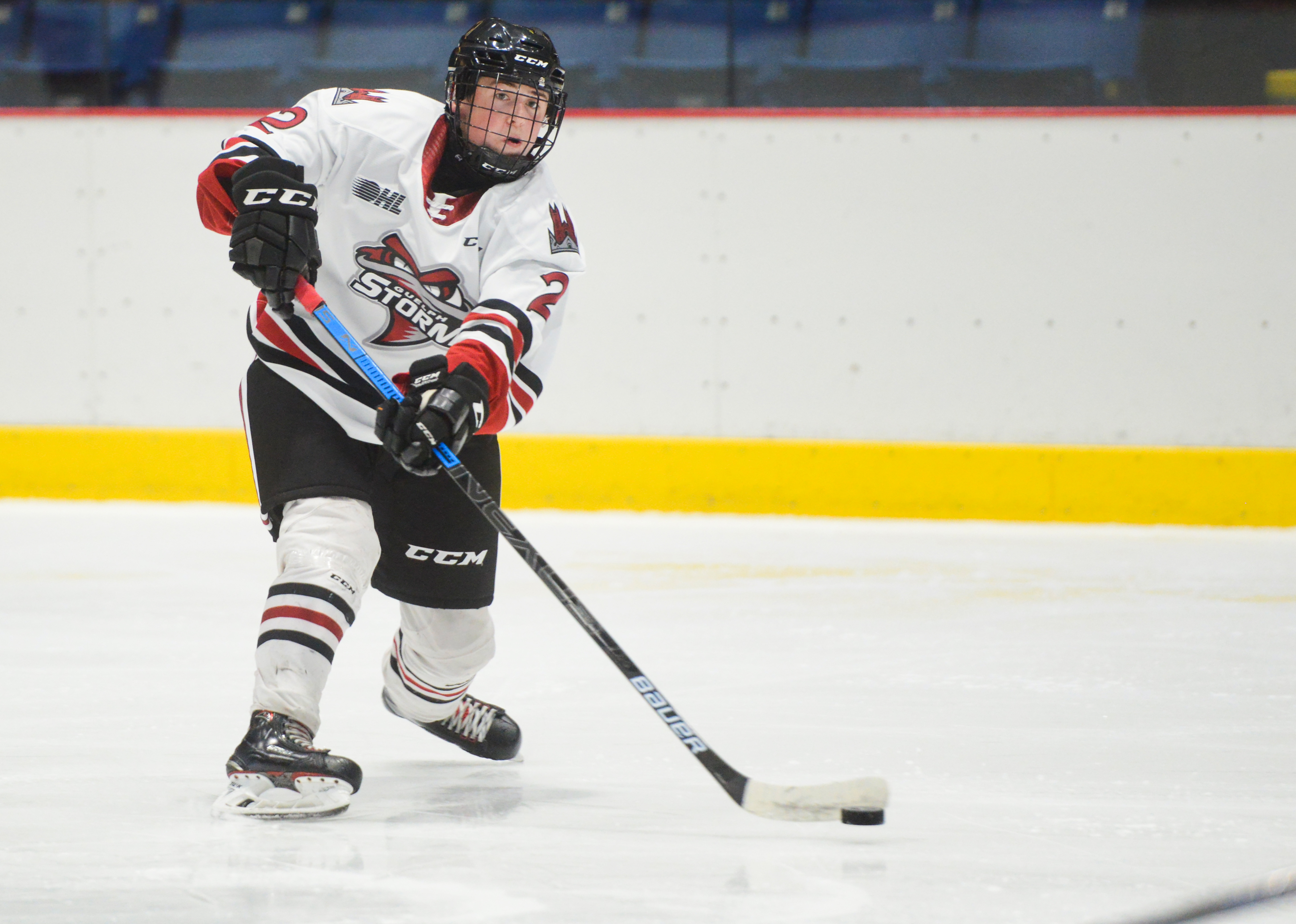 Meet this year's official Guelph Storm 'surprise of camp'