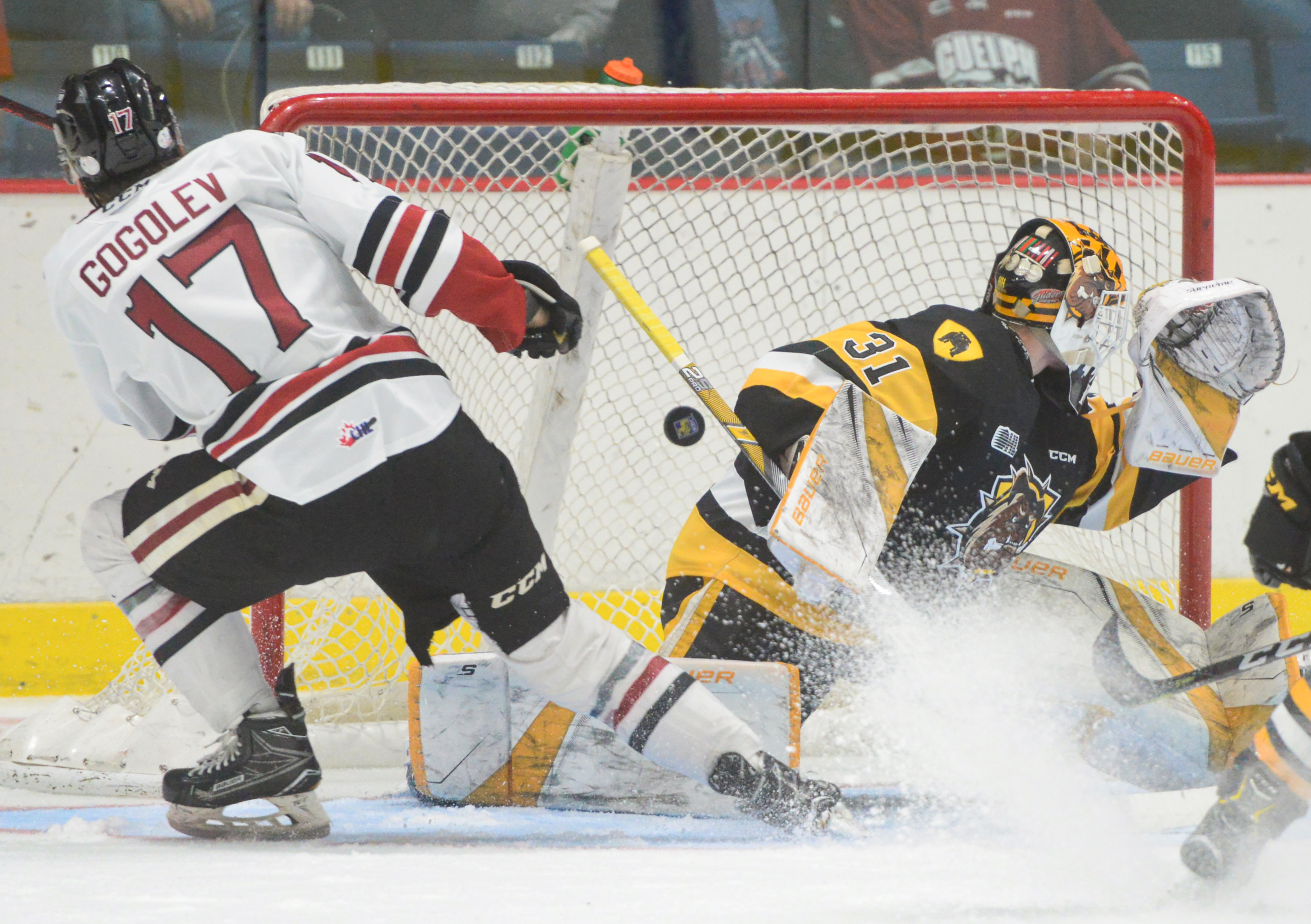 Guelph Storm finds a late bloomer in Jacob Roach (8 photos)