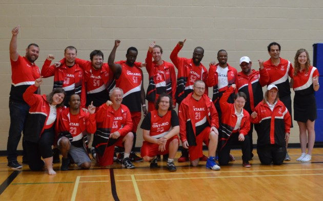 2018-08-14 Guelph National Games athletes