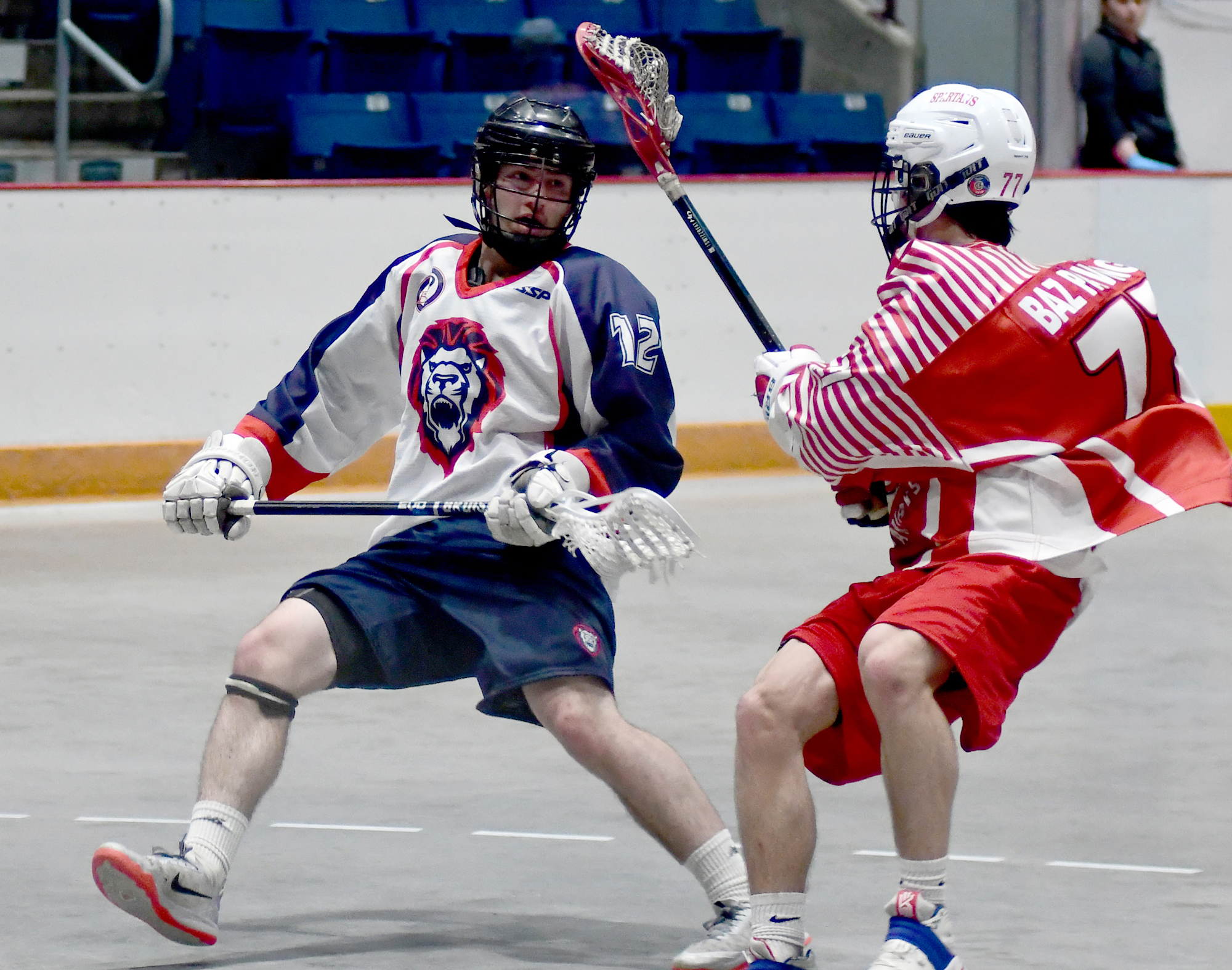 Consider, that Ontario midget lacrosse
