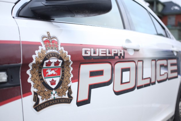 Guelph Police Stock 2016