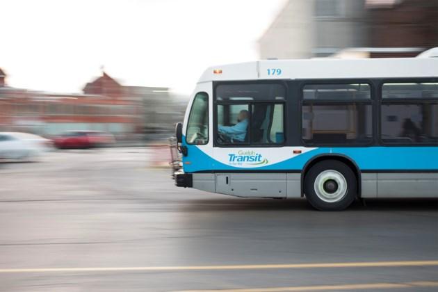 20160201 Guelph City Transit Bus KA 01
