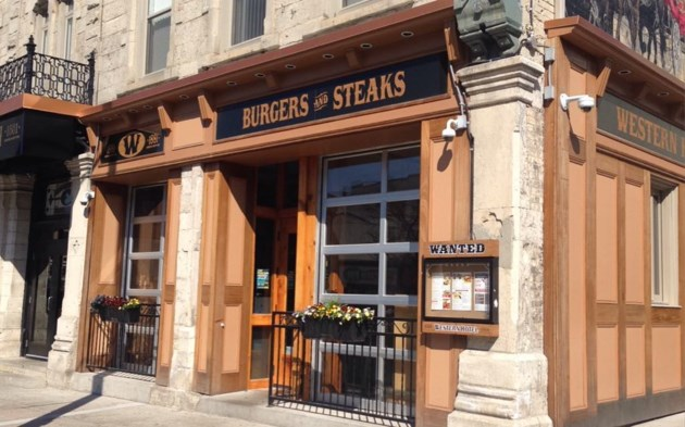 Western Burgers And Steaks Guelph Restaurants And Menus