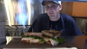 VIDEO: Quality is key at new sandwich shop