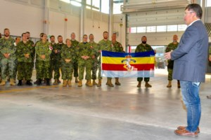 Province thanks Armed Forces for their help with hurricane clean-up