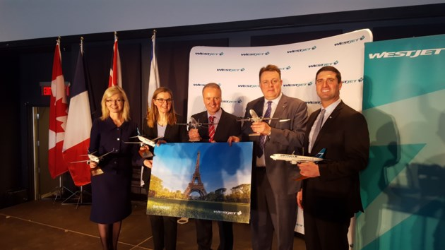 WestJet announces more flights to Kelowna